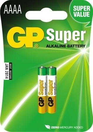 GP Alkalická speciální baterie AAAA 25A