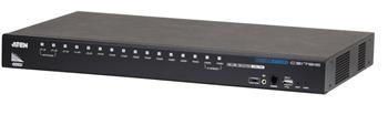 ATEN 16-port HDMI KVMP USB, 2port USB HUB, audio