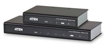 ATEN 2 port HDMI splitter 1-2 4K2K rozlišení (2160p Ultra HD)