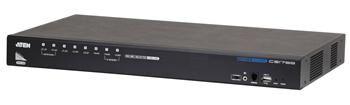 ATEN 8-port HDMI KVMP USB, 2port USB HUB, audio