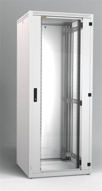 """CONTEG 19""""v42U(1988mm),h.800mm,š.600mm, iSEVEN,9005 černá"""