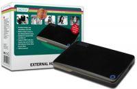 """DIGITUS Externí box 2,5"""" HDD/SSD, SATA - USB 3.0, bezšroubová montáž"""