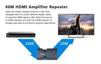 PremiumCord 4Kx2K HDMI repeater až do 40m