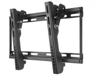 """goobay TV EasyFlex Slim  LCD držák na zeď pro TV do 140 cm (55"""") černá barva"""