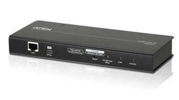 """ATEN Zařízení pro ovládání PC/KVM OverNet, do racku 19"""" + RS-232, 1920x1200"""