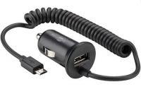 goobay Čtyřnásobný USB 9,6A auto adaptér a nabíječ mobilních telefonů a tabletů