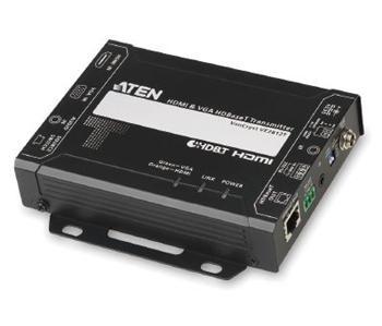 ATEN HDMI/VGA HDBaseT po cat5e do 100m, Ultra HD 4k x 2k podpora - Transmitter modul