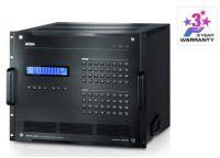 ATEN Modulární matrixový přepínač až 32 port HDMI/DVI/SDI/VGA/HDBaseT, 4K, základové šasi