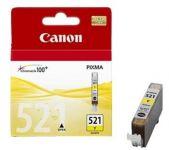 Zvětšit fotografii - Canon CLI-521Y ink-jet pro Canon Pixma iP3600 Yellow, original