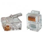 Konektor RJ12 6/6 pinů