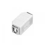 PremiumCord USB redukce B-B, Female/Female