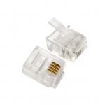Konektor RJ11 6/4 piny