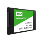 "WD SSD HDD 2.5"" Green - 120GB, SATA III, 7mm"