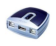 Zvětšit fotografii - ATEN USB 2.0 Přepínač periferií 2:1 US-221A