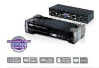 Zvětšit fotografii - ATEN Video/Audio rozbočovač 1 PC - 8 VGA po Cat5 až 150m