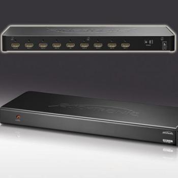 ClickTronic HDMI splitter na 8 monitorů 1080p/4K/2160p Ultra HD (60807)