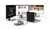 PremiumCord Převodník USB-C na HDMI, rozlišení 4K a FULL HD 1080p, pozlacené konektory