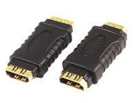 Zvětšit fotografii - PremiumCord Adapter spojka HDMI A - HDMI A, Female/Female,  pozlacená