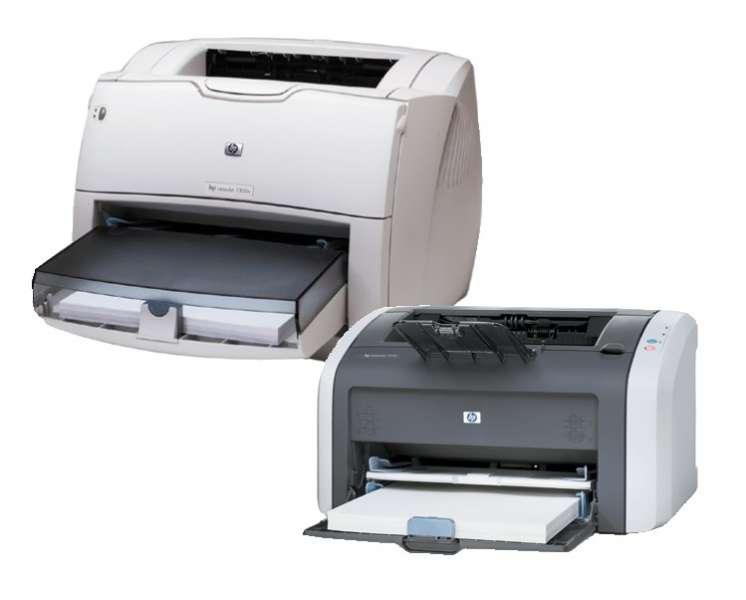 Oprava a servis tiskárny HP LaserJet 1xxx, 2xxx, 3xxx