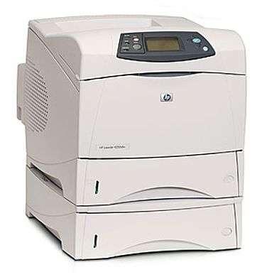 Použitá laserová tiskárna HP LaserJet 4350dtn, Q5409A, A4, LAN, Duplex, šuplík tray 3, 1200x1200dpi, 96MB, 55ppm