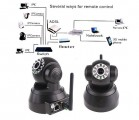 Webkamera rotační UTP, WiFi IP kamera VG-IP541W s IR nočním přísvitem