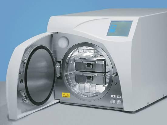 Sterilizátor parní Bmt Sterident 15 litrů