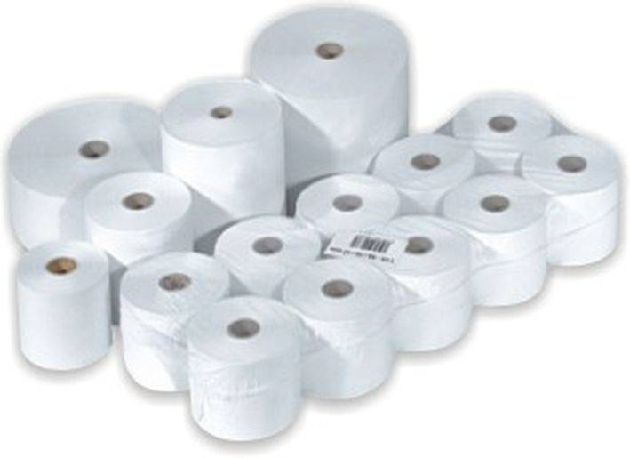 Papírové kotoučky pro jehličkovou tiskárnu 57/60/17 Epson