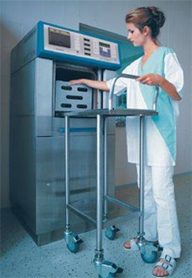 Sterilizátor parní Bmt Unisteri 336 - 1
