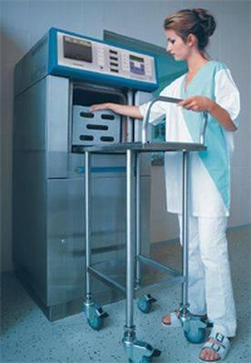 Sterilizátor parní Bmt Unisteri 336 - 2