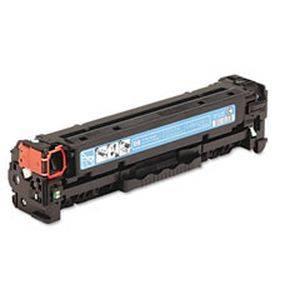 Kompatibilní toner HP CC531A, 31A na 2800 stran modrý