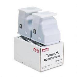 Kompatibilní toner Kyocera Mita 37058010-2, 2x250g/ 6800 stran pro kopírky Kyocera Mita DC2556, DC2557, DC3055