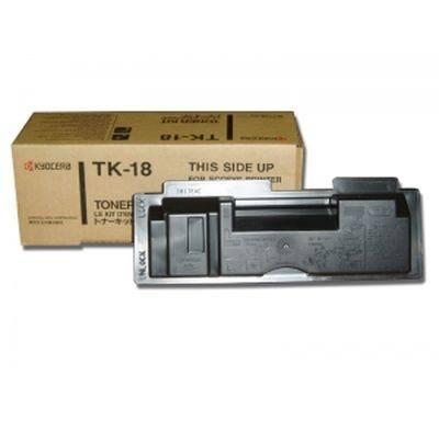 Kompatibilní toner Kyocera Mita TK-100, TK-17, TK-18 na 6000 stran black, barva černá pro tiskárny Kyocera Mita FS 1000, FS 1000 Arztdrucker, FS 1000N, FS 1000Plus