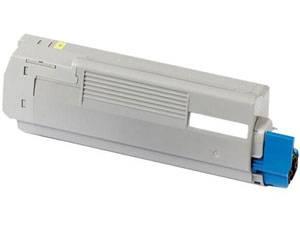 Kompatibilní toner Oki 43381905 žlutý na 5000 stran pro tiskárnu Oki C5600, C5600 DN, C5600 N, C5700, C5700 DN, C5700 N
