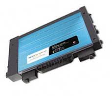 Kompatibilní toner Samsung CLP-510D2C modrý
