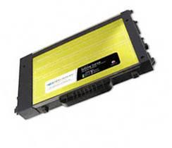 Kompatibilní toner Samsung CLP-510D2Y žlutý