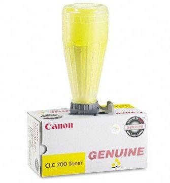 Originální toner Canon 1439A002, CLC-700Y žlutý