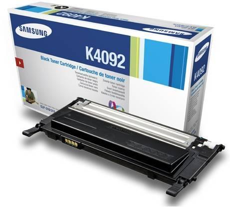 Originální toner Samsung CLT-K4092S černý 1500 stran