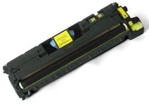 Originální toner HP C9702A/ HP 121A žlutý, Color LaserJet 1500/ 2500