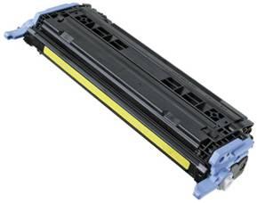 Originální toner HP Q6002A, 124A žlutý, 2000 stran