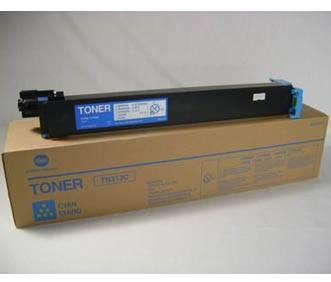 Originální toner Konica Minolta TN-312C modrý,bizhub C300