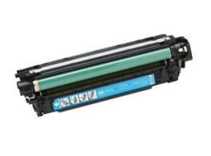 Kompatibilní toner HP CE251A, 504A, modrý