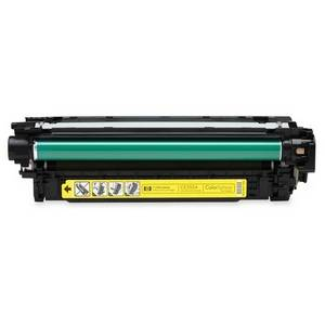 Kompatibilní toner HP CE252A, 504A žlutý