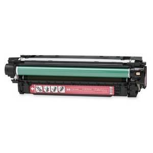 Kompatibilní toner HP CE253A, 504A červený