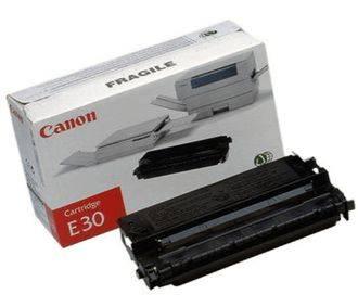 Originální toner Canon E30 pro kopírky Canon FC100, FC200, FC204, FC210, FC220, FC224, FC230, FC310, FC330, FC336, FC530, PC210, PC230, PC310, PC330, PC740, PC750, PC760, PC770, PC780, PC860
