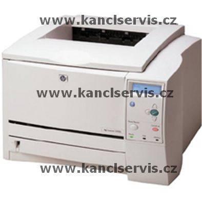 Použitá tiskárna HP LaserJet 2300N, LAN, A4, 1200x1200dpi, 32MB, 19ppm, tiskárna má nový podavač papíru a je vyčištěná