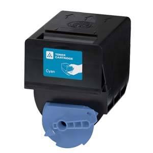 Kompatibilní toner Canon C-EXV21C, GPR-23 modrý na 14000 stran