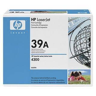 HP Q1339A/HP 39A originální toner na 18000 stran