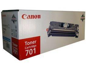 Originální toner Canon EP 701Y žlutý pro tiskárny Canon iSensys LBP5200/iSensys MF8180C/Laserbase MF8180C/Lasershot LBP5200/LBP5200N/Satera LBP5200
