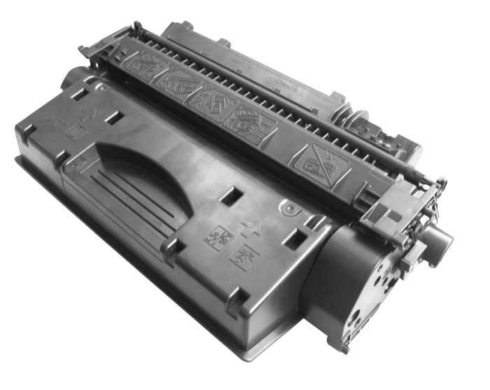 Kompatibilní toner HP CE505X, 05X, 6500 stran