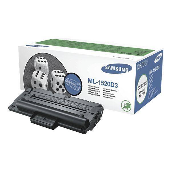Originální toner Samsung ML-1520D3,ML 1520